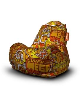 Sedací vak Classic Energy Orange | Wegett