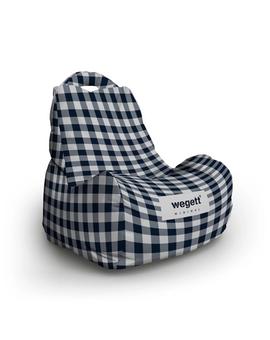 Sedací vak Classic Minimal Cubes | Wegett