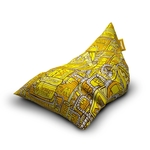 Triangle Energy Yellow