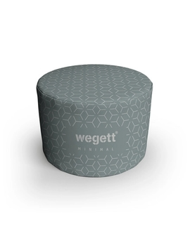 Sedací vak Taburet Minimal Geometric | Wegett