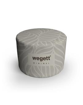 Sedací vak Taburet Minimal Shells | Wegett