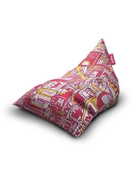 Sitzsäcke Triangle Energy Pink | Wegett