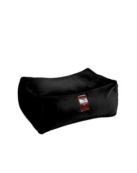 Sedací vak Taburet XXL Luxury Black | Wegett