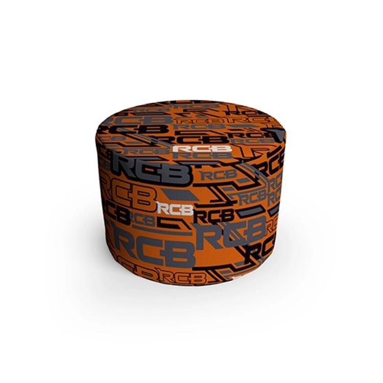 Sedací vak Taburet RCB Orange | Wegett