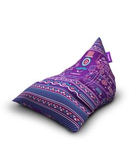 Sitzsäcke Triangle Urban Purple | Wegett