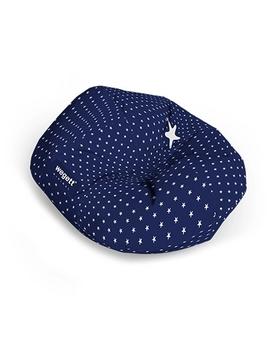 Sedací vak Cocoon Minimal Star Blue | Wegett