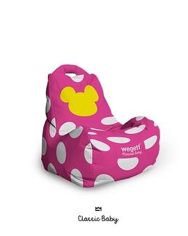 Sedací vak BABY Classic MM Pink | Wegett