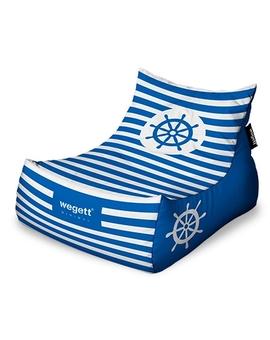 Sedací vak Lounge XXL Minimal Yacht | Wegett