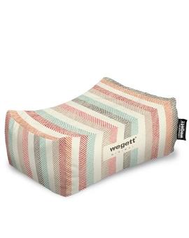 Taburet XXL Lounge Minimal Pastels | Wegett