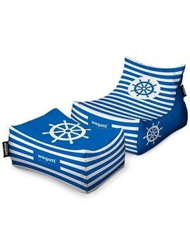 SET Lounge XXL Minimal Yacht | Wegett