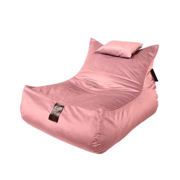Sedací vak Lounge XXL Luxury Old Pink | Wegett
