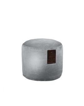 Sedací vak Taburet Luxury Silver   Wegett