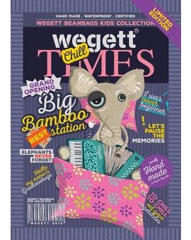 Sedací vak Triangle Elle | Wegett