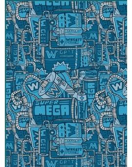Sedací vak Triangle Energy Blue | Wegett