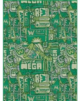 Sedací vak Cocoon XXL Energy Green | Wegett