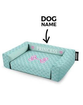 Psí pelíšek potisk Princess Mint
