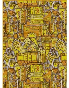 Sedací vak Classic Energy Yellow | Wegett