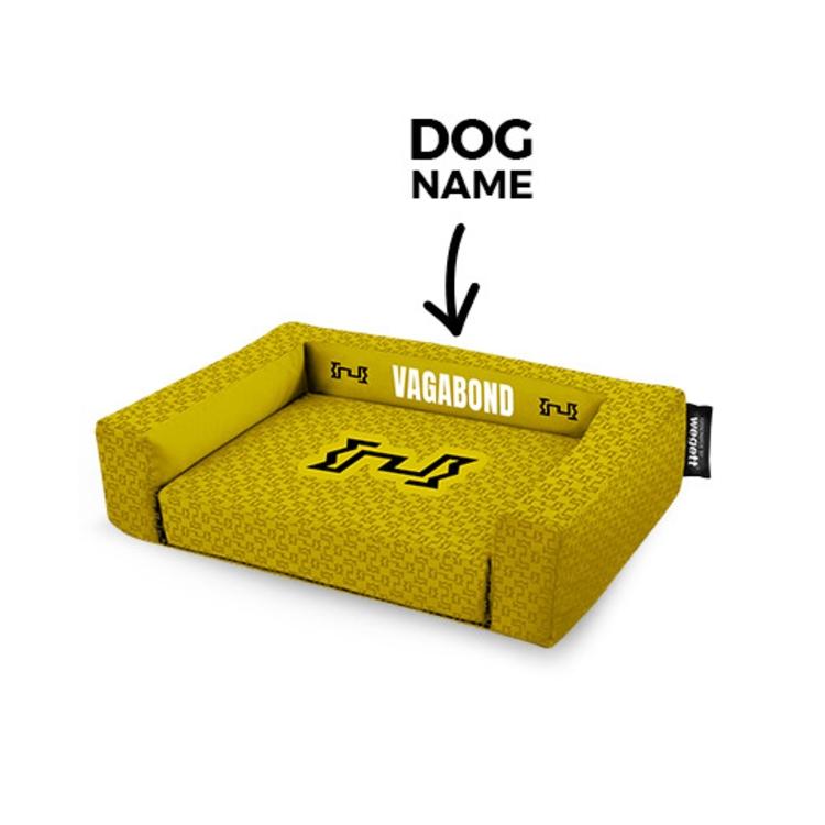 Hundebett Vagabond Yellow