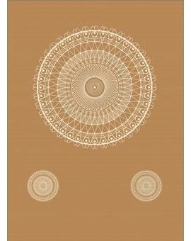 Sedací vak Triangle Lace Sand | Wegett