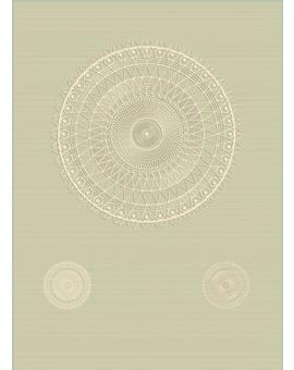 Sedací vak Triangle Lace Ivory | Wegett
