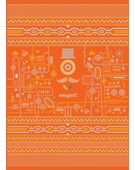 Sedací vak Classic Urban Orange   Wegett