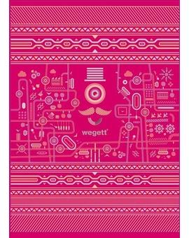 Sedací vak Classic Urban Pink | Wegett