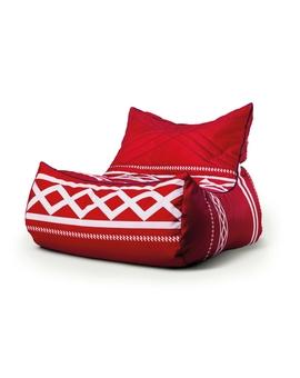 Sedací vak Lounge XXL Red | Wegett