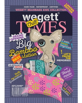 Sedací vak Simple Elle | Wegett