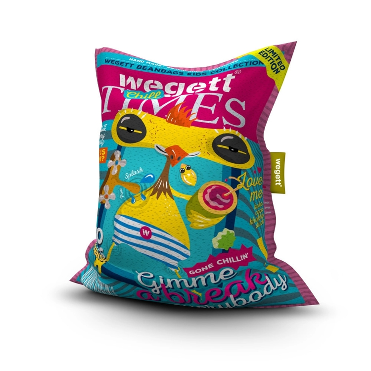 Sedací vak Simple Koko | Wegett