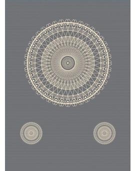 Sedací vak Simple Lace Grey | Wegett