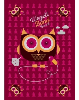 Sedací vak Simple Owl | Wegett