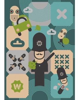 Sedací vak Simple Patrol | Wegett