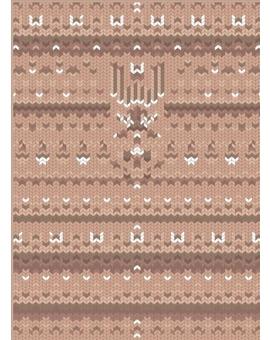 Sedací vak Simple Sweater Sand | Wegett